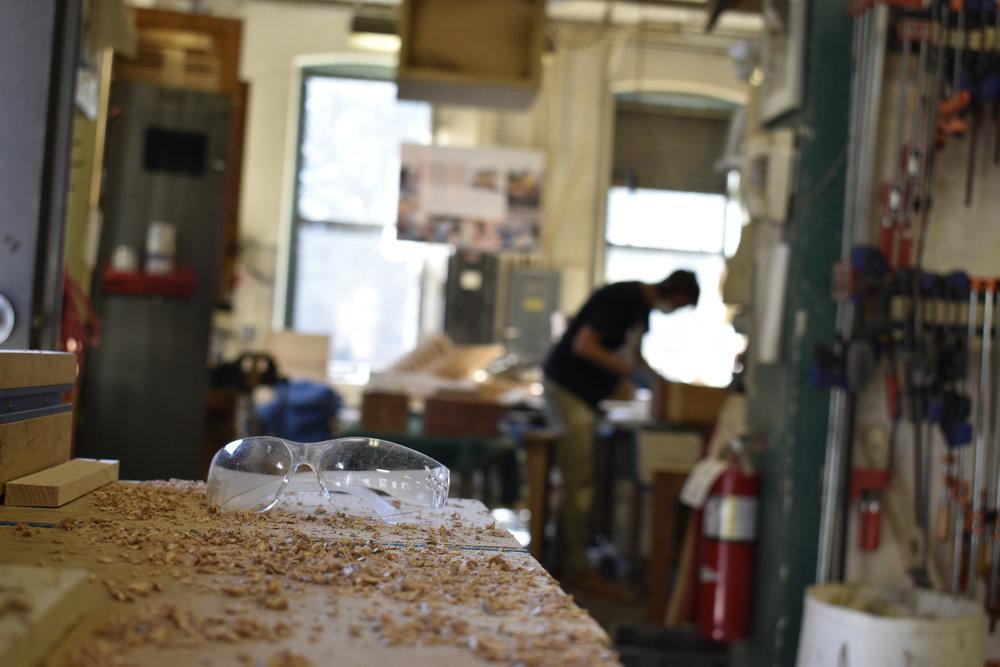 Ravivé and Saint John's Woodworking