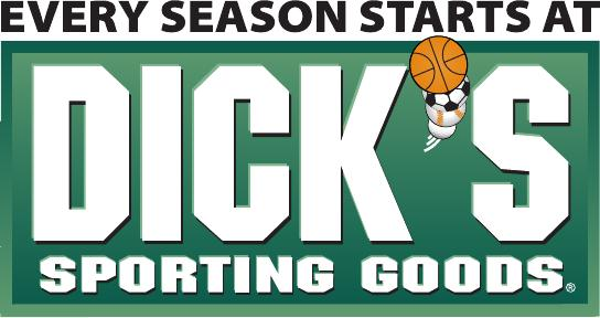 Our Sponsor - Thanks to Dick's Sporting Goods for their continued support of People Who Run Downtown.