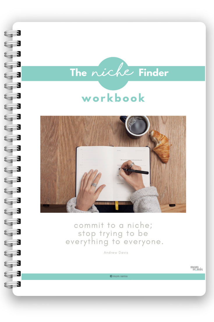 Niche Finder Workbook