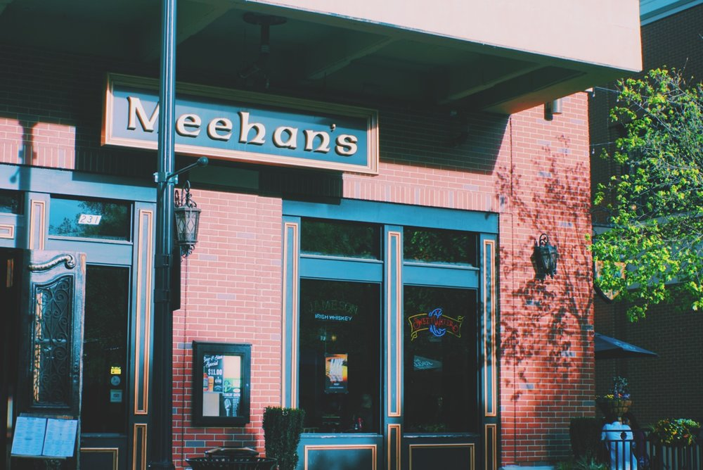 Meehan's Cafe in Atlantic Station
