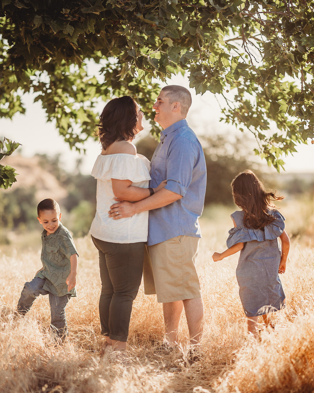 My ver first Instagram post!  So very exciting!  I love this family so much.  I was a JOY to photograph them.  And look at this light!  I love the golden glows