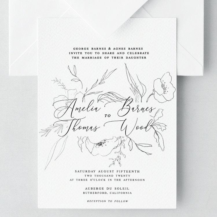 How To Word Your Wedding Invitations Plus 12 Wedding Invitation