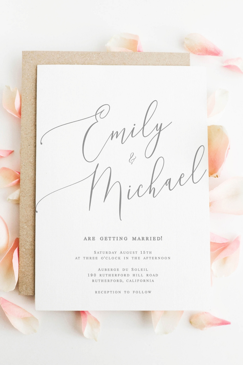 How To Save On Wedding Invitations Seven 7 Ideas Create Gorgeous Invites Buddget: Wedding Invitations On A Budget At Reisefeber.org