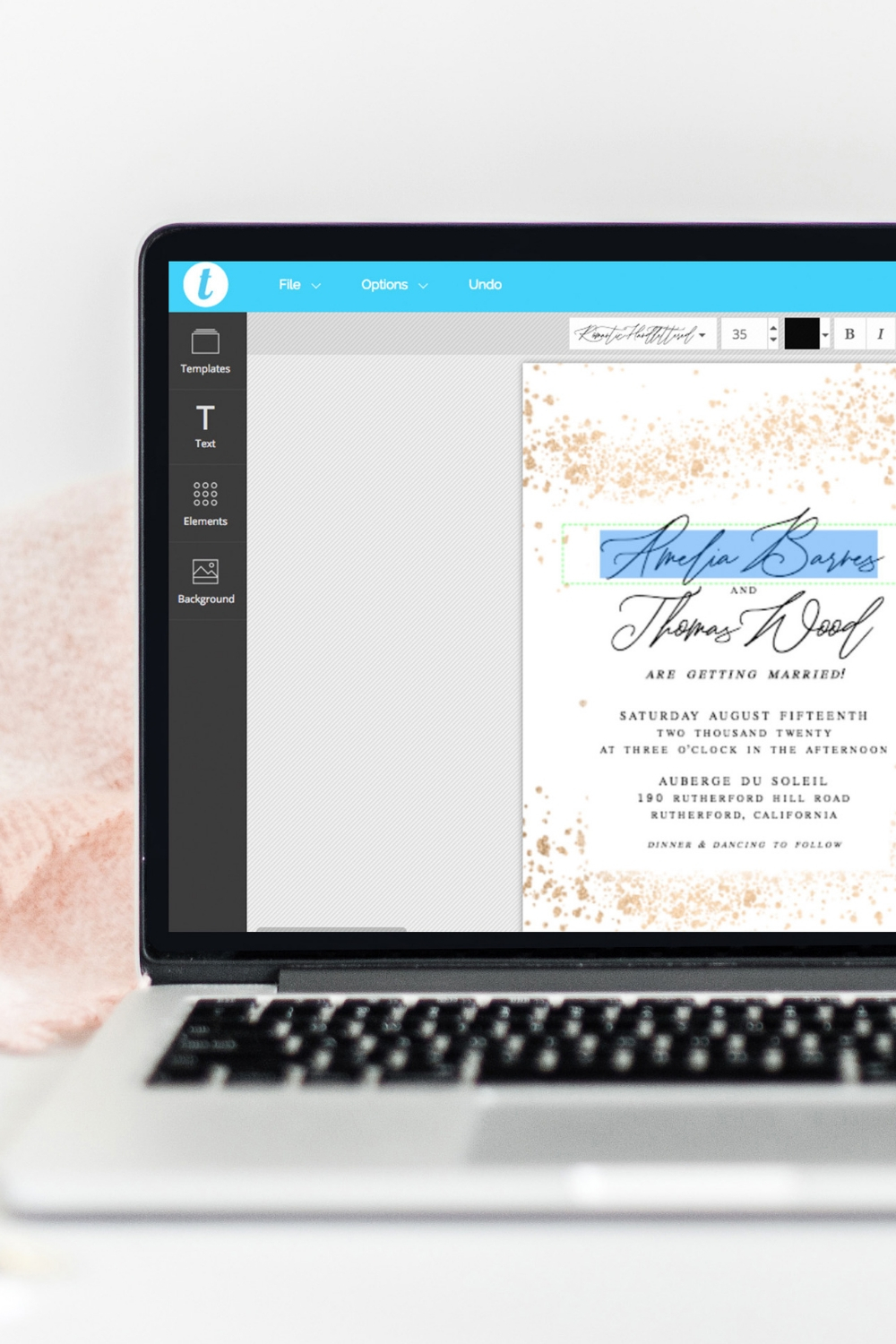 How To Diy Wedding Invitations 7 Must Haves For Creating Gorgeous