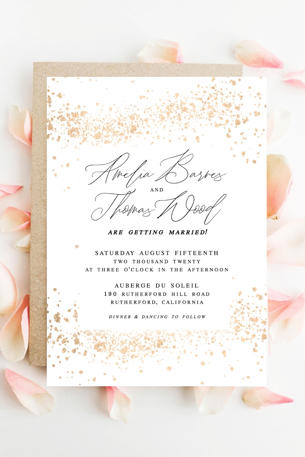 How To Diy Wedding Invitations 7 Must Haves For Creating