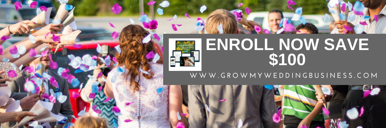 Grow My Wedding Business