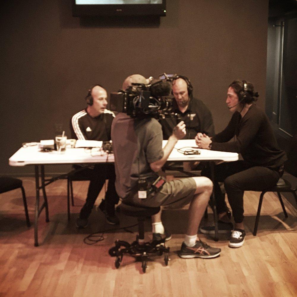 Radio Talk show with Jeff Carpenter, Head Coach Jason Brown & Quarterback Coach Frank Diaz. Week 8 vs. Hutchinson