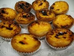 Pasteis de nata (c)  cuisinept.com