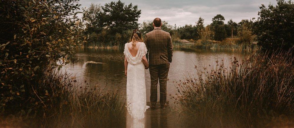 L & D - FUN, RELAXED BOHO WEDDING