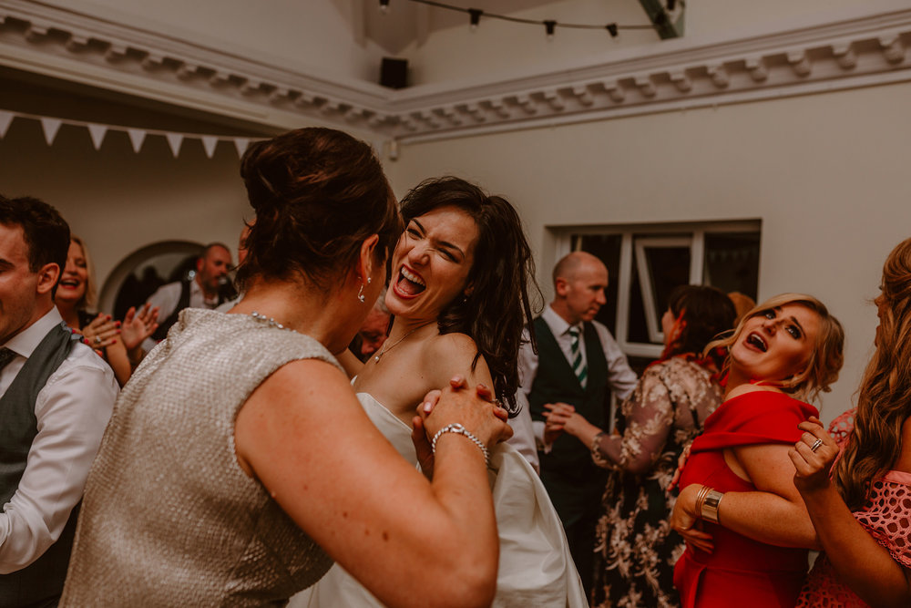 arcadia portrush wedding fun relaxed alternative wedding photographers Northern Ireland
