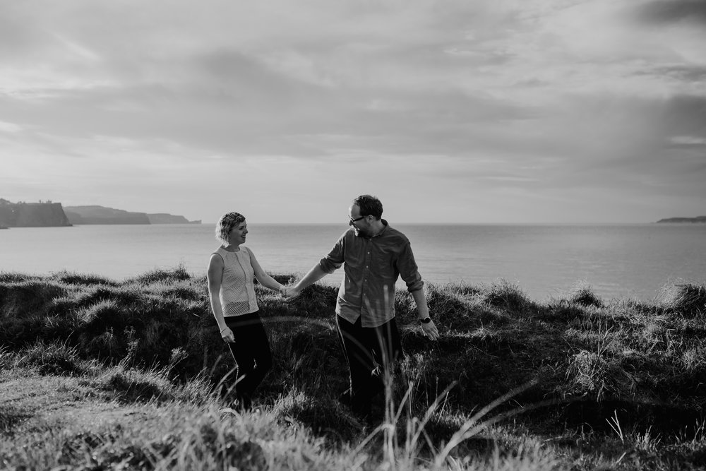 ballycastle-beach-engagement-pre-wedding-photoshoot