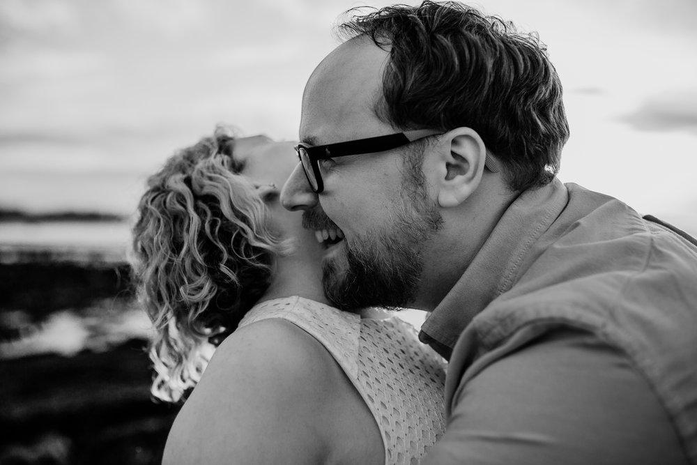 ballycastle-beach-engagement-alternative-wedding-photographers