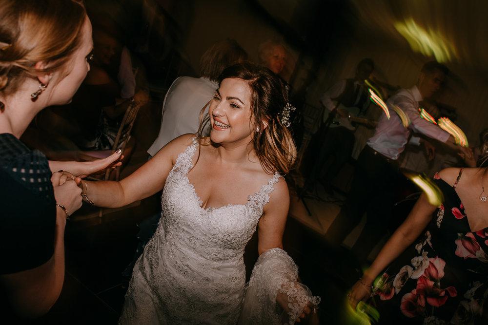 bride dancing wedding reception eventco marquees