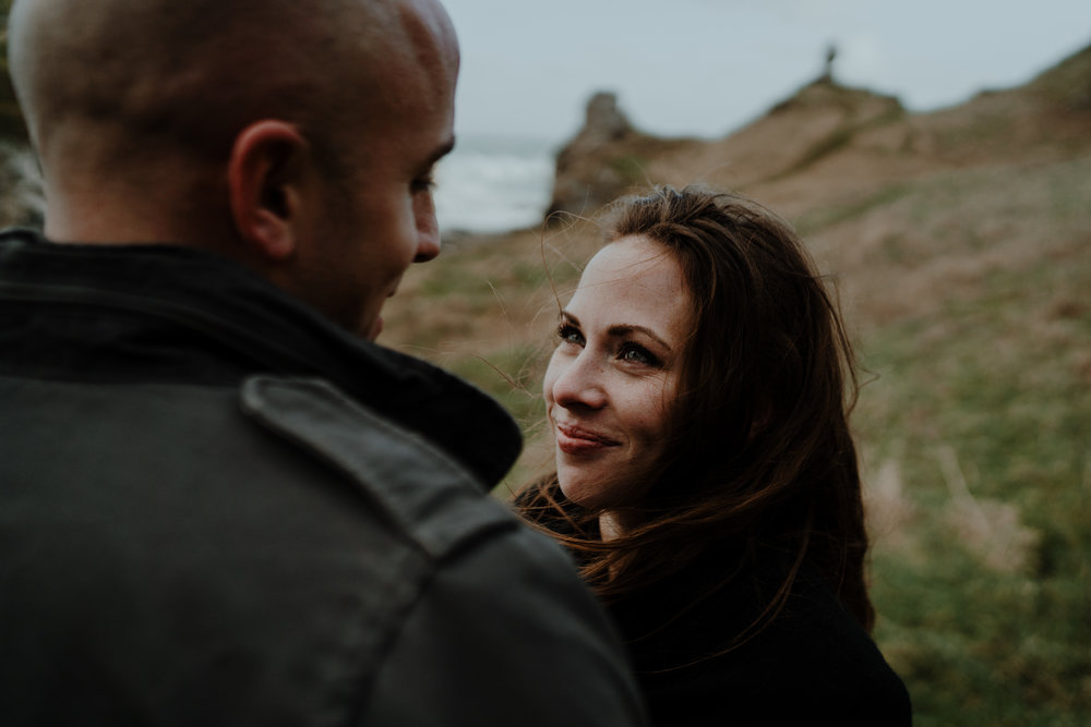 the way she looks at him kinbane castle adventure session
