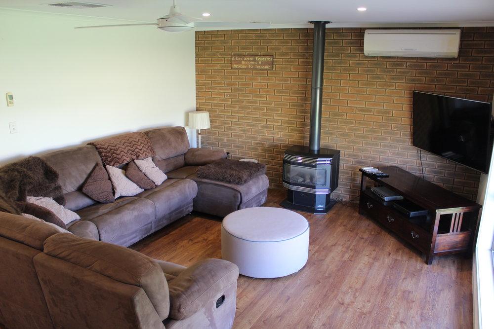 Belle Rose - Lounge Area