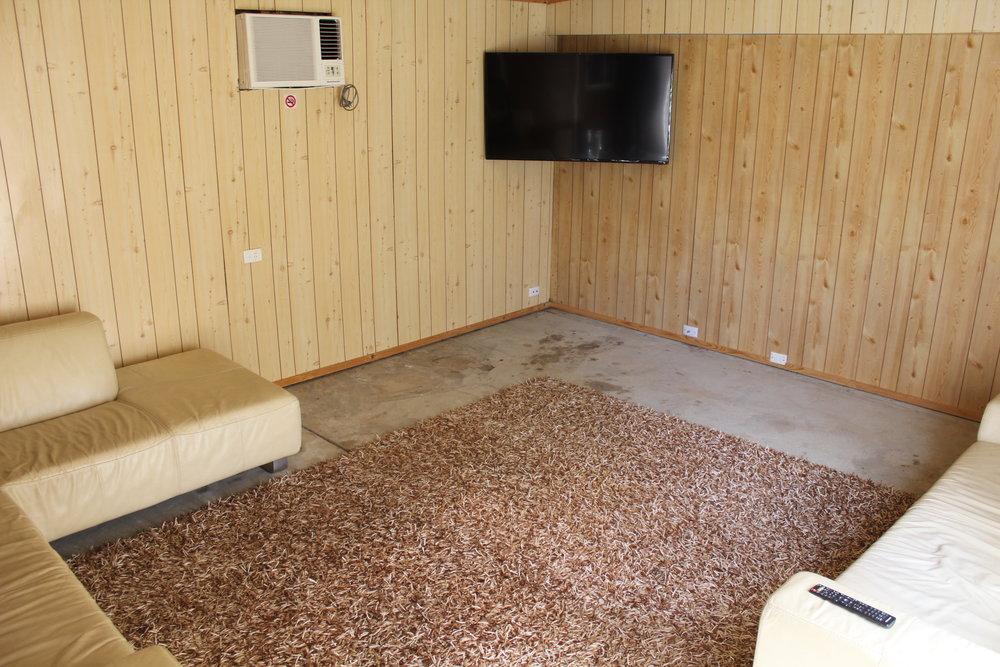 Belle Rose - External Recreational Room