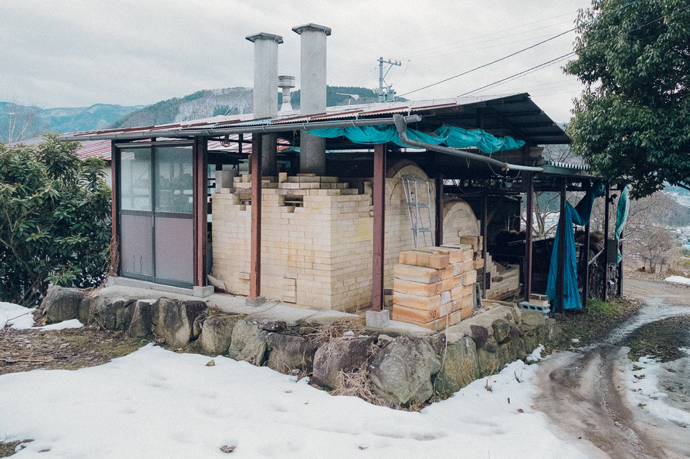 Matsushiro-Yaki Kiln