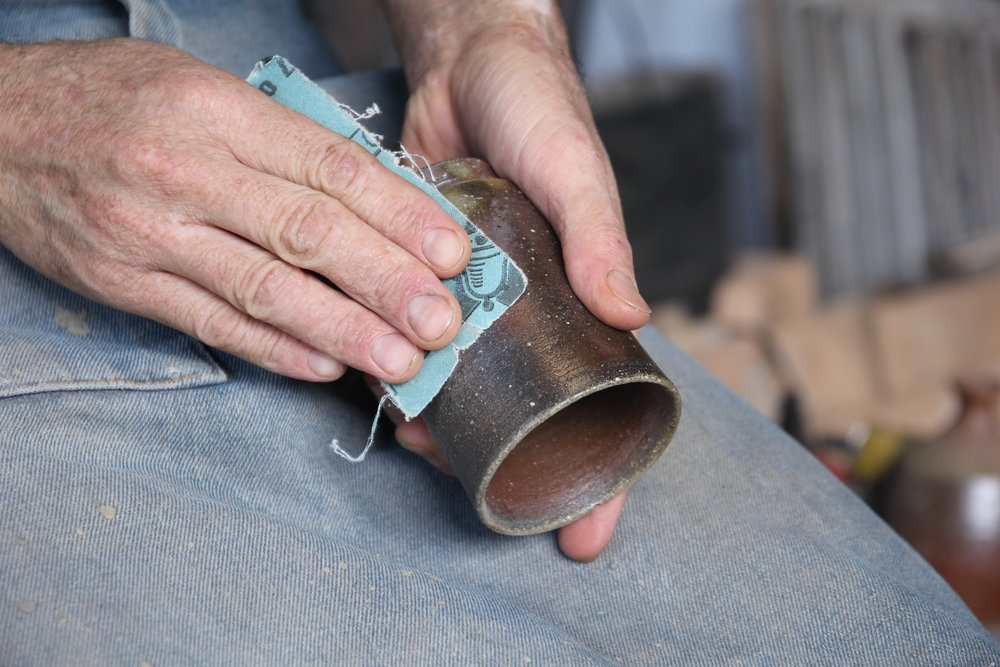 Craft Bizen Asemi Co Cup