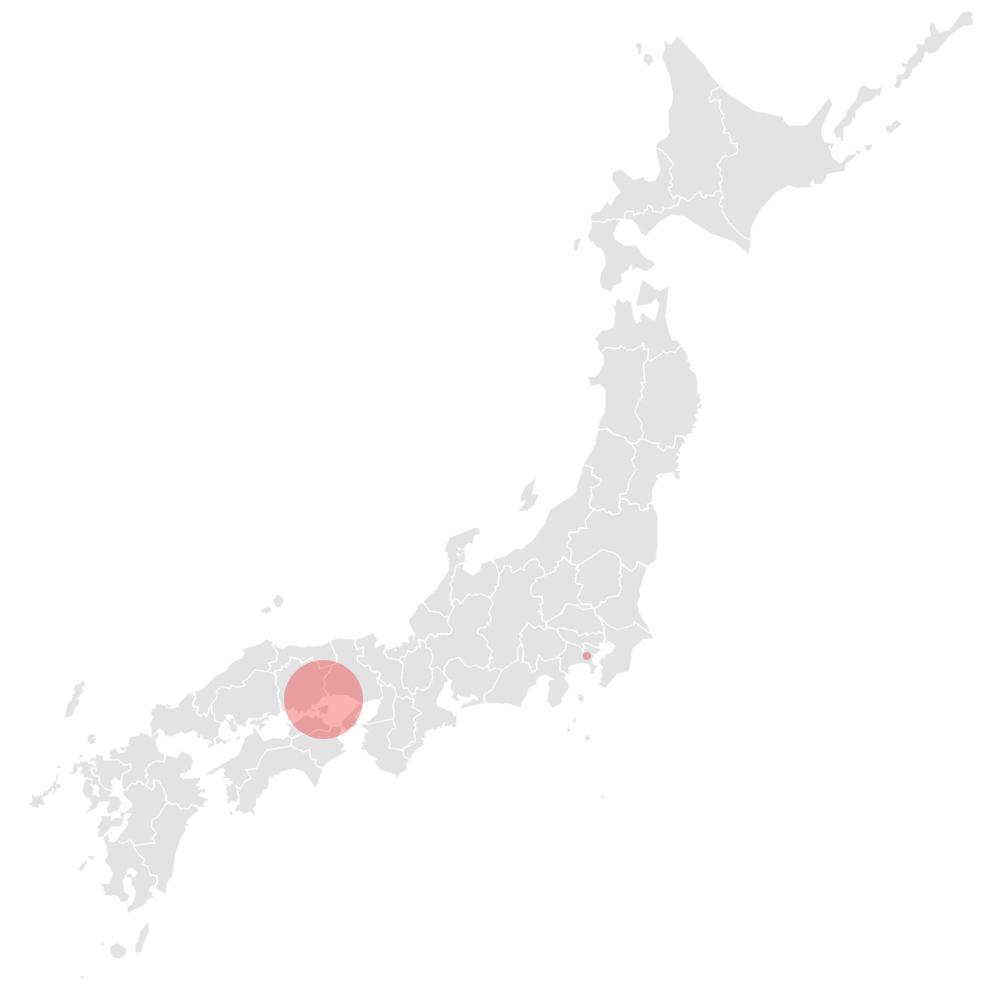 Map Bizen Asemi Co