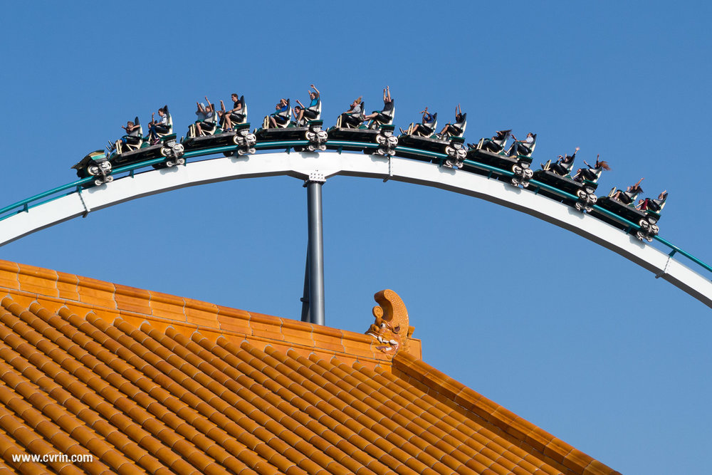 PortAventura Park, Espagne • 30.10.14