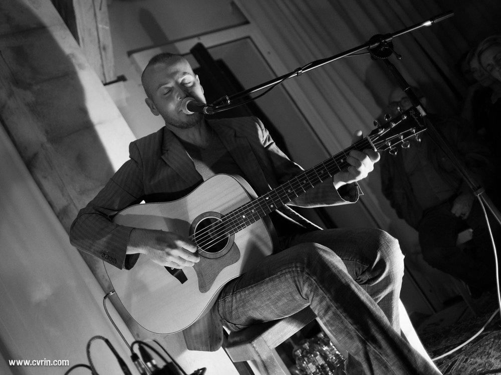 Jeff Moran La Grange de Culliairy, Sainte-Croix, Suisse • 03.10.14