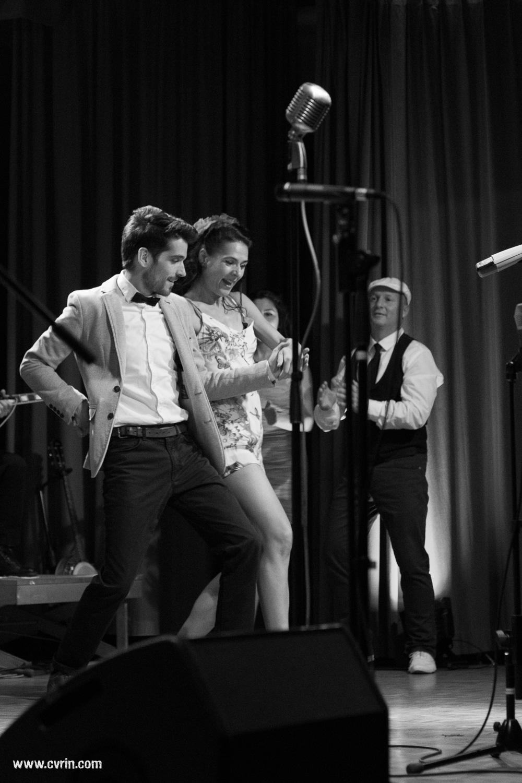 Swing Dance Lausanne