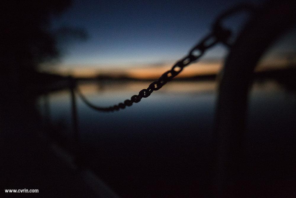Ambiance contes et légendes le soir…