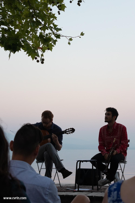Duo Comète: Théo Duboule et Shems Bendali • 05.08.18
