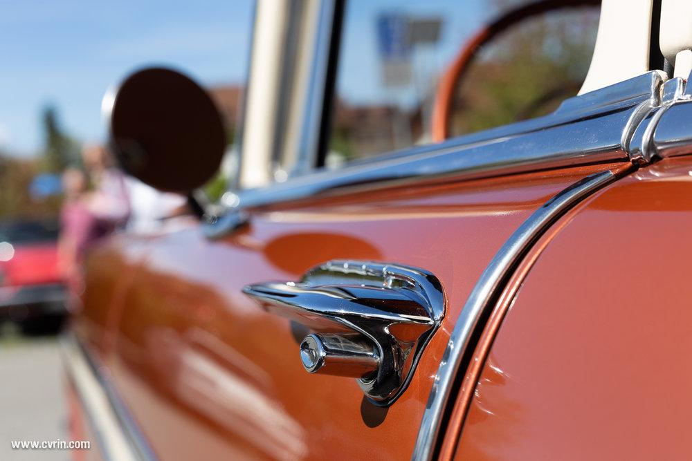 Chevrolet Belair Sedan • 1956