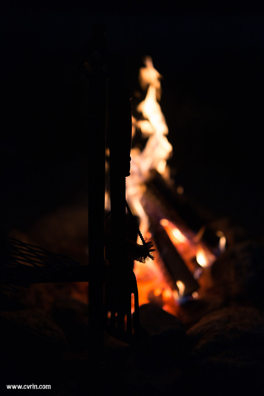 Soirée au coin du feu…  Sigma ART 50mm • Canon 6D