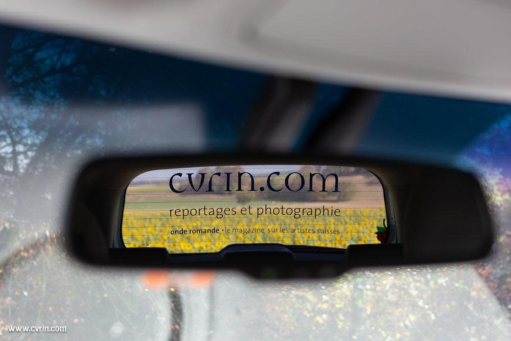 Ma composition vue depuis l'intérieur, un joli contraste!  Canon 6D • Sigma ART 50mm