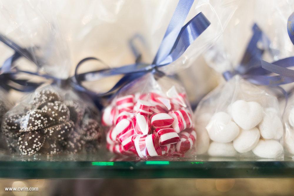 Les Suédois sont dingues de bonbons! Il y a plein de jolies boutiques qui en vendent de toutes les couleurs à Göteborg.