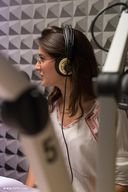 Anne, présentatrice et chroniqueuse