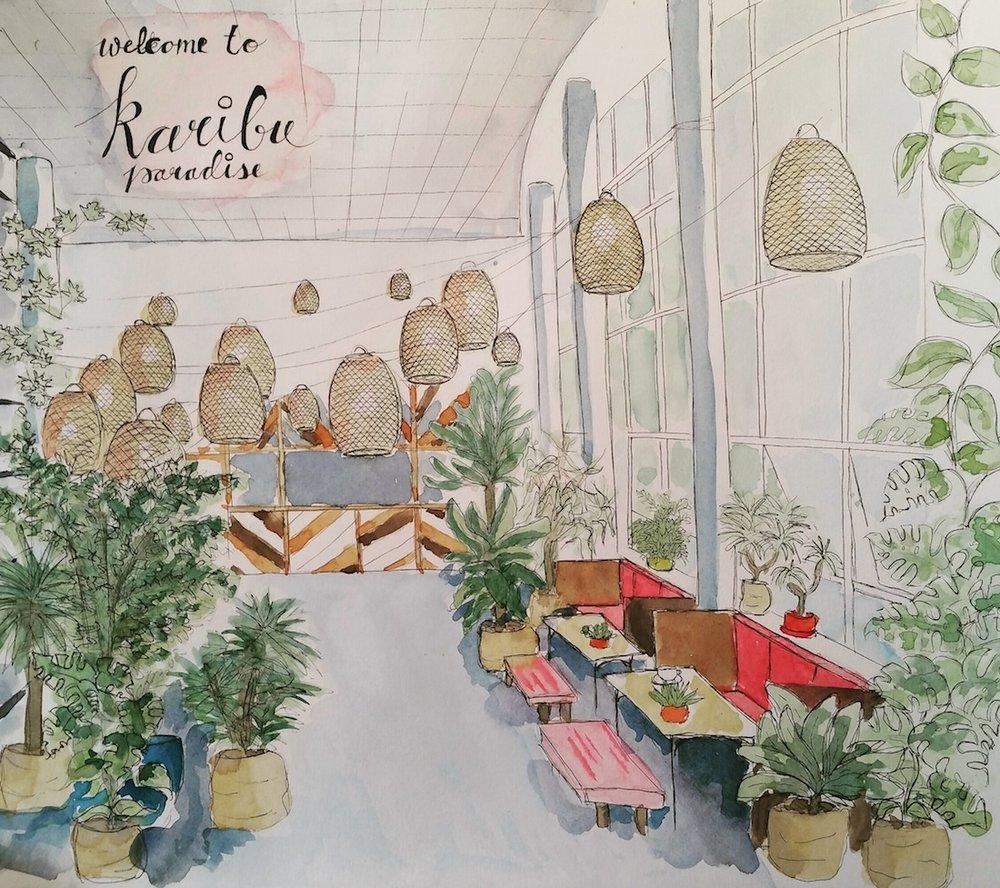 Karibu Café Utrecht