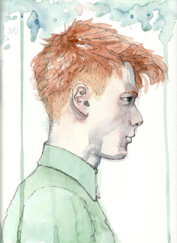 Ginger boy II