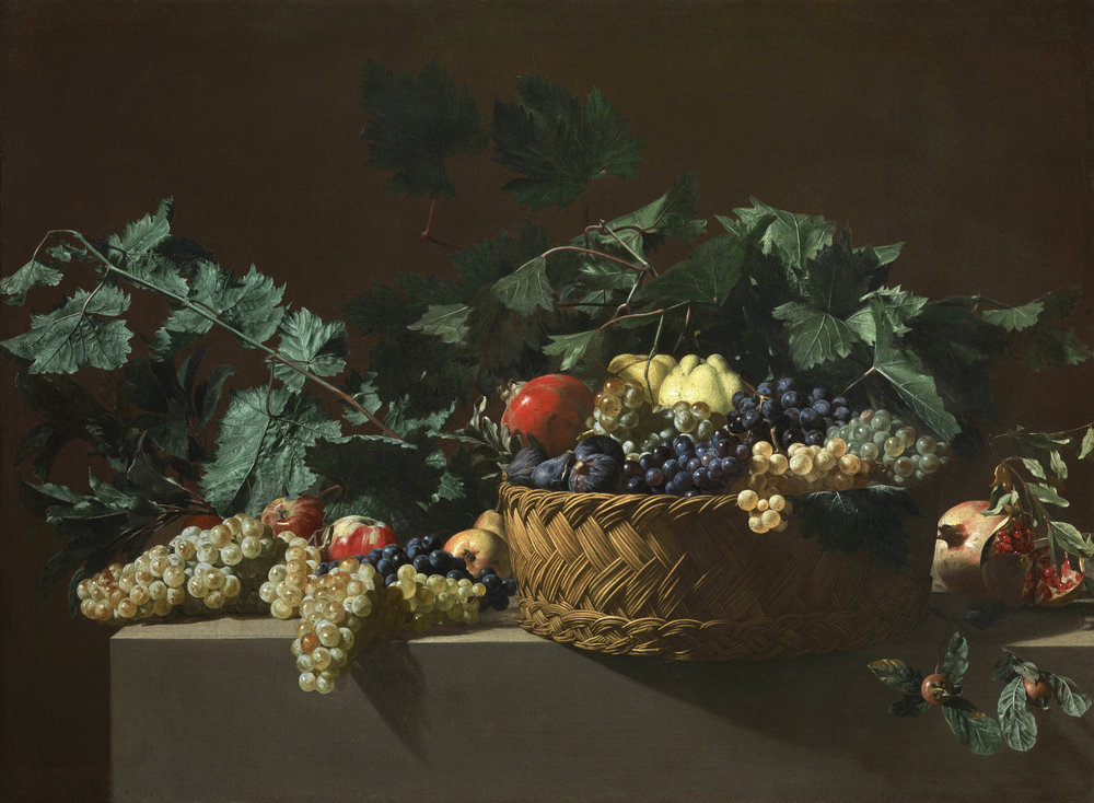 BARTOLOMEO CAVAROZZI  1587, Viterbo – 1625, Rome           Still Life   Circa 1615-1620          Oil on canvas, inscribed with an inventory number to the reverse '463'  117.6 x 87.5cm.          Provenance:  Wilhelm Itzinger (1835 – 1888);    His sale at Rudolph Lepke, Berlin, 21 April 1903, described as Antonio de Pereda;    Benoit Oppenheim (1842–1931) and by descent to his son,    Rudolph Oppenheim (1871–1922) and by descent to his daughter,    Louise Mary Oppenheim (1896 - 1982) and Hugo James Hardy (1877 - 1936) and by descent to their son,    Rudolph Hardy (1923–2016).         Sold to a private European foundation
