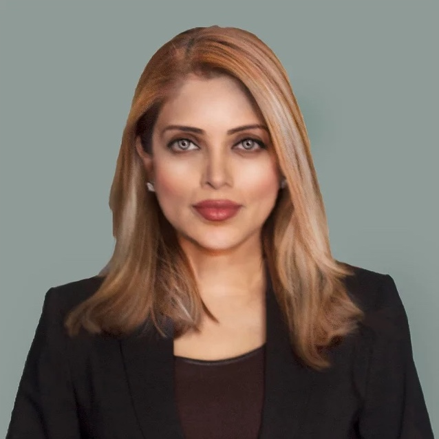 Reema Khan , Founding Partner // Founder, CEO, Green Sands Equity