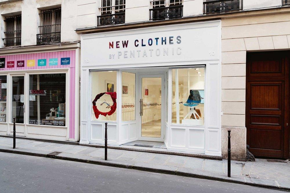 Pentatonic's take on the potential of fashion waste - read more @pentatonic.com