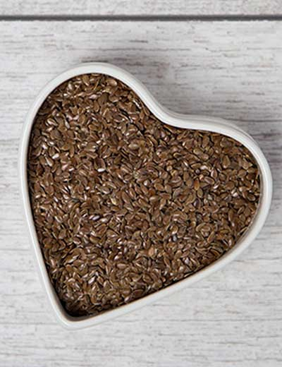 Health Benefits of EatingGround Flax -