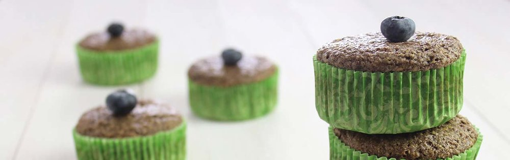 2 Tbsp Flax Muffin -