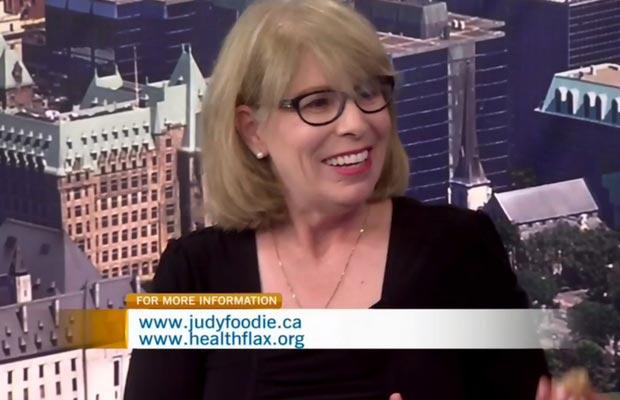 Home Economist Judy Scott Welden