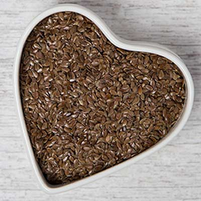 Health Benefits of Eating Ground Flax -