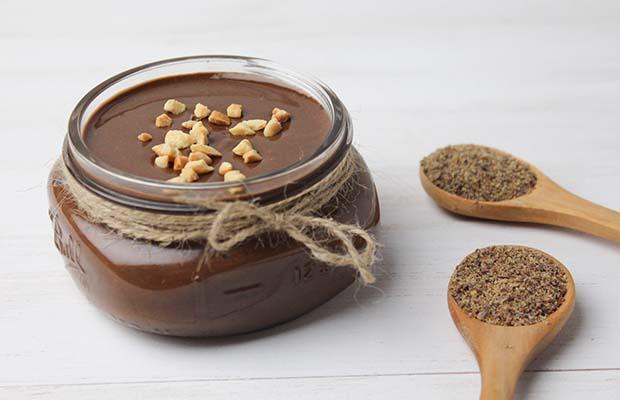 Source: Chocolate Peanut Flax Butter, BlueSkyIdeas