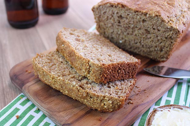 Source: Barley and Flax Beer Bread, SaskFlax.com ©2014