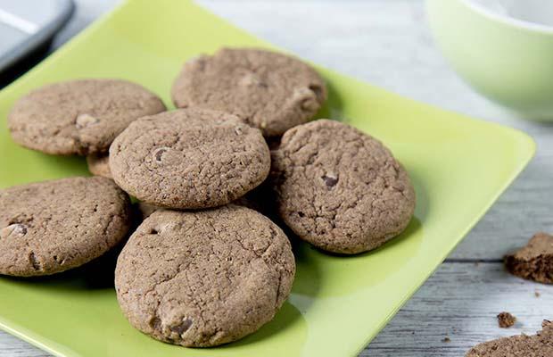 Source: Flax Chocolate Chip Cookies, BlueSkyIdeas.ca
