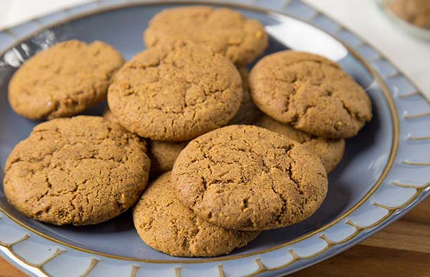 Source: Flax Ginger Cookies, Healthyflax.org