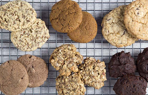 Cookies! - Fill your cookie jar with this delicious collection of cookies to satisfy the cookie monster in you.