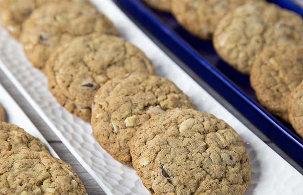 Source: Flax Oatmeal Cookies, Healthyflax.org
