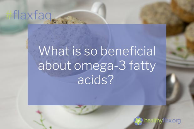 Answer - The majority of Western diets no longer contain the amount of omega-3 fatty acids needed for overall health and wellness. Today, we are consuming more than 10 times as many omega-6 fatty acids as we are omega-3 fatty acids because of the increase of highly processed foods in modern diets. Linoleic acid is an essential omega-6 fatty acid required by the body in moderate, not excessive, amounts. It is the primary fat in soybean and corn oils. Eating less omega-6 and more omega-3 fats, from foods like ALA-rich flaxseed, can help lower the risk of chronic diseases like heart disease, stroke, and cancer, as well as lower LDL