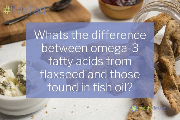 Answer - Flaxseed is very high in the omega-3 fat alpha-linolenic acid (ALA). This is an